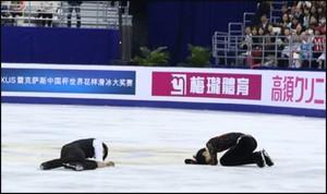 羽生結弦 中国大会